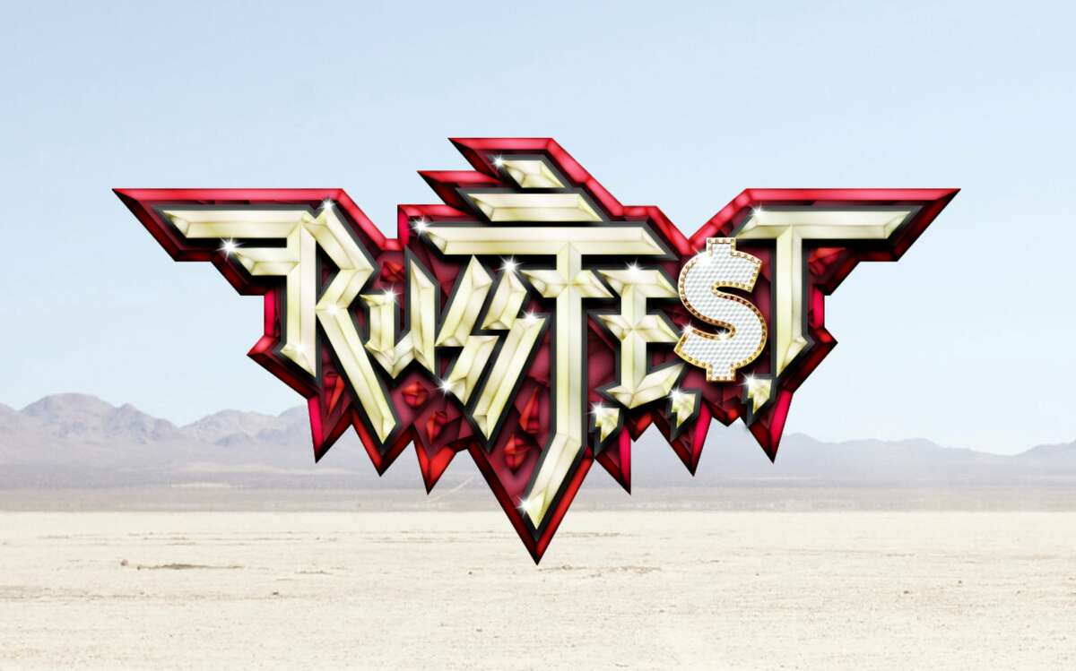 Promotional materials for RussFest from
