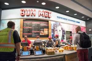 Bun MeeSuper,SFO, Terminal 3.