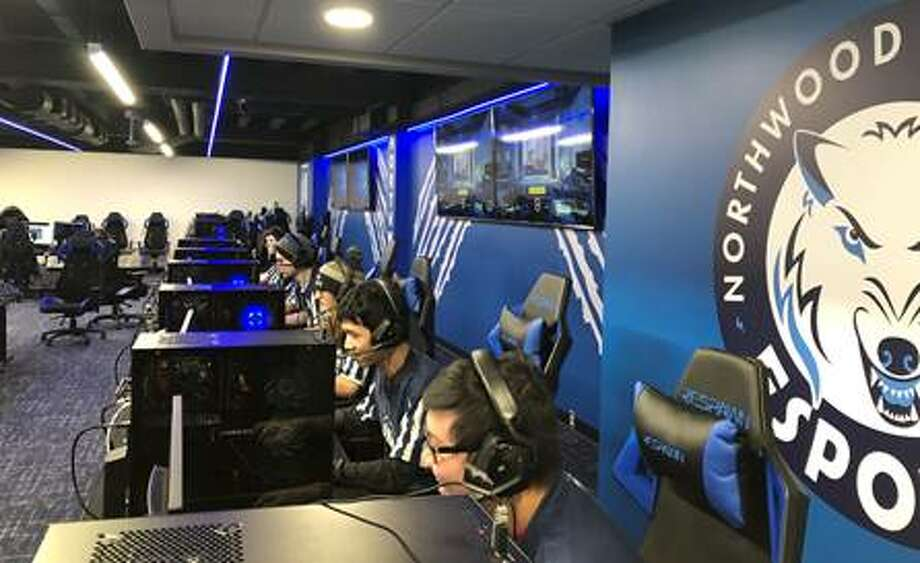 Northwood University will offer a degree in Esports management starting in fall 2020. (Photo provided) Photo: Photo Provided