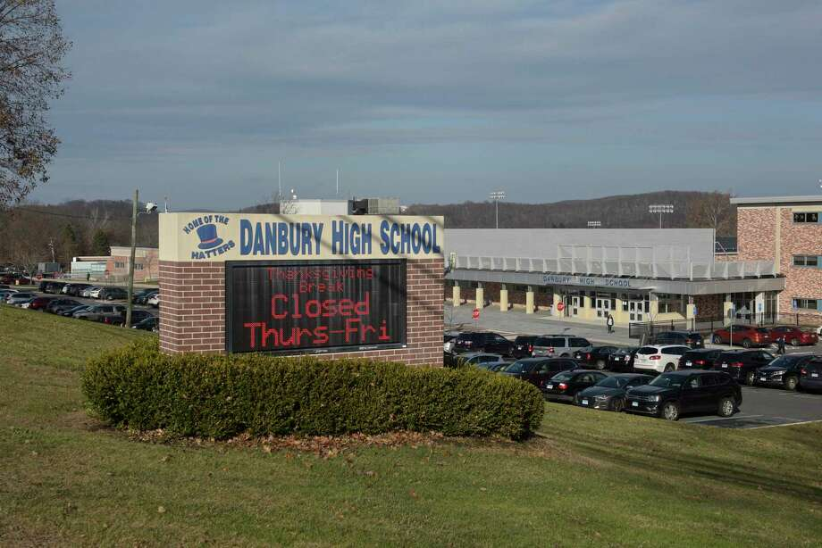 Danbury High School Photo: H John Voorhees III / Hearst Connecticut Media / The News-Times