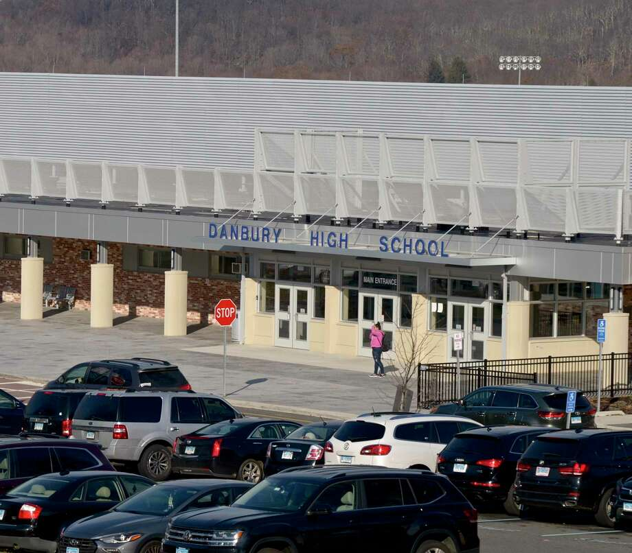 Multiple students are facing criminal charges and have been removed from Danbury High School after an increase in fights between several small groups of students, officials said on Nov. 25. Photo: H John Voorhees III / Hearst Connecticut Media / The News-Times