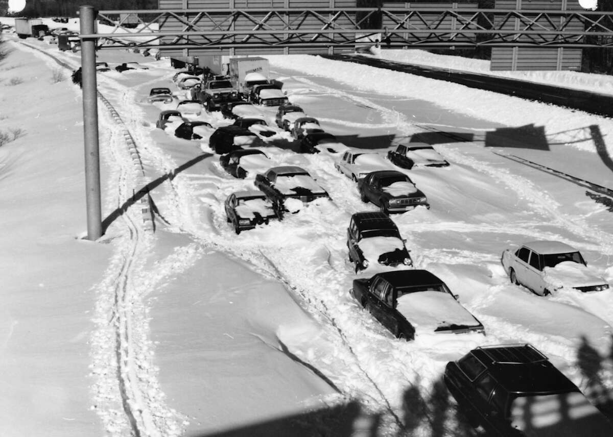 The Blizzard of 1978 New York City, New Jersey, and virtually all of New England were buried by a nor'easter in 1978 that tore through the American Northeast. More than $520 million in damages were caused by record snowfalls, high winds, overnight ice, and white-out conditions that killed 100 people.