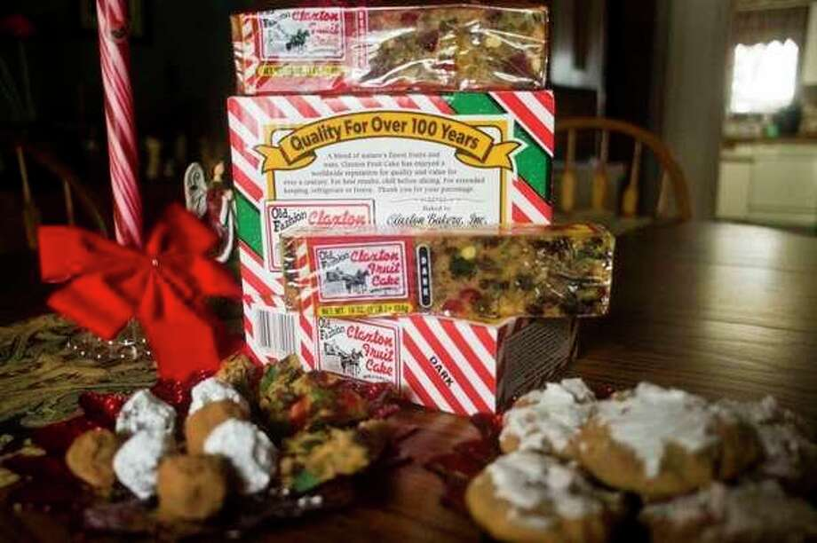 The Midland Civitan Club has Claxton Fruitcake ready to purchase. (Daily News file photo)