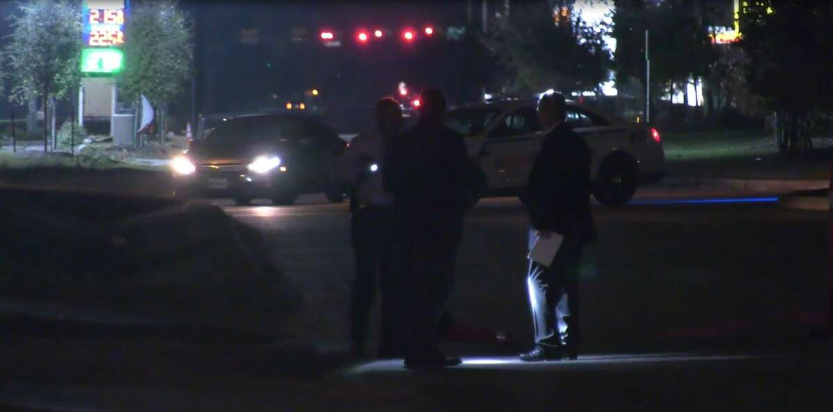 A 17-year-old teen was shot and killed late Monday.