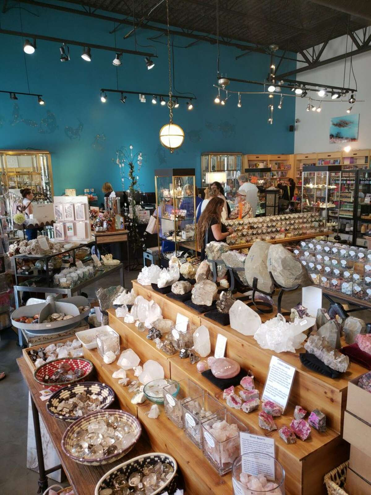 Body Mind & Soul7951 Katy Fwy., Ste. N, Houston (Memorial)Re-align your energies at this unique gift shop that sells healing crystals, sage, stones and more. Photo by: Brandy L/Yelp