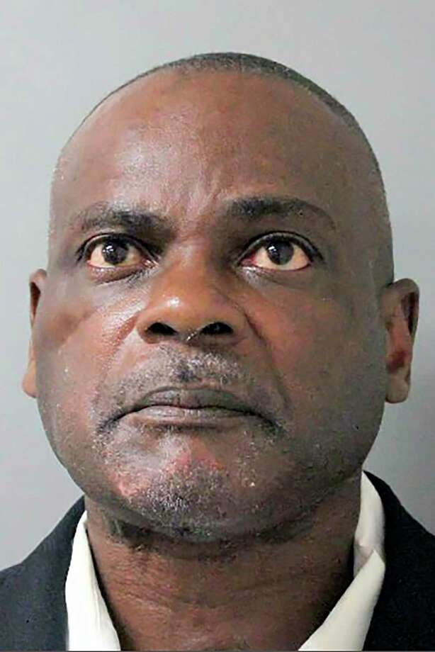 File- This undated file photo provided by the Houston Police Department shows Gerald Goines in Houston. . (Houston Police Department via AP, File) Photo: Associated Press / Houston Police Department