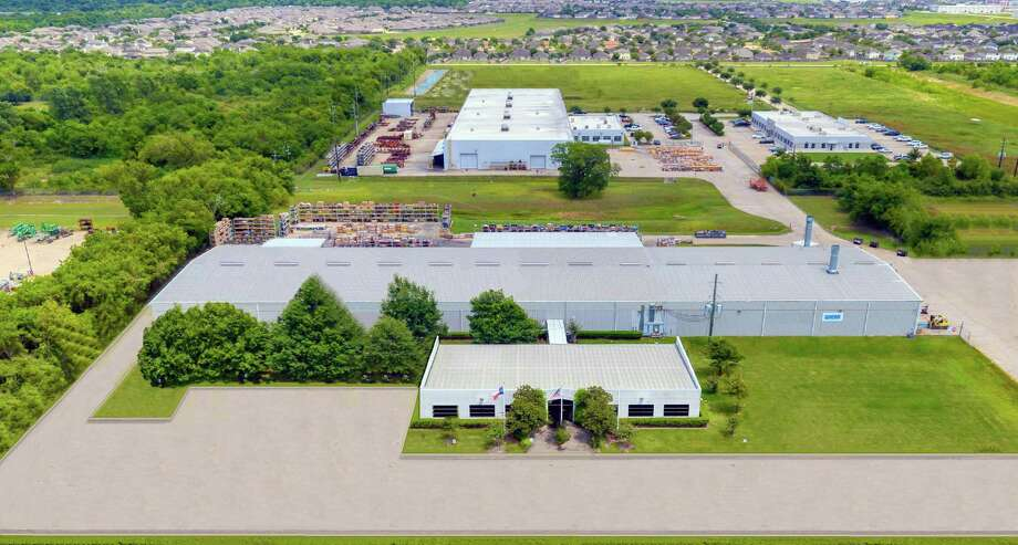 Seaboard International, a manufacturer of oil and gas pressure control equipment, occupies a three-building industrial complex on Texas 288, just northeast of Sam Houston Parkway East. Welcome Group acquired the complex. Photo: Welcome Group