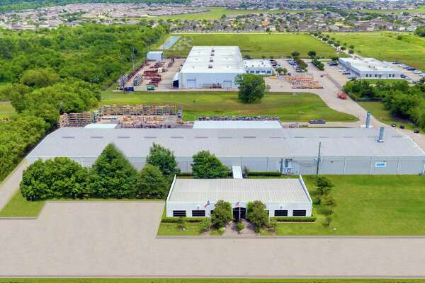 Seaboard International, a manufacturer of oil and gas pressure control equipment, occupies a three-building industrial complex on Texas 288, just northeast of Sam Houston Parkway East. Welcome Group acquired the complex.