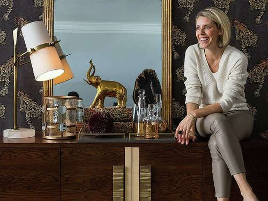 Greenwich's interior style mavens Pamela Frisoli of Trovare Home, pictured, Charlotte Barnes and Patrick Mele will join the exclusive lineup of exhibitors at this year's Greenwich Winter Antiques Show December 7-8. Photo: McCormick PR / Contributed Photo
