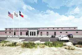 So many Permian Basin customers are relying on Extract Production Services' quality products and expert, dedicated service, the company is expanding its Basin operations. Already under construction, the building will look much like this artist's drawing in a few weeks. Move-in date is set for January 2, 2020. Contact them at 432-296-5102 or info@extractproduction.com.