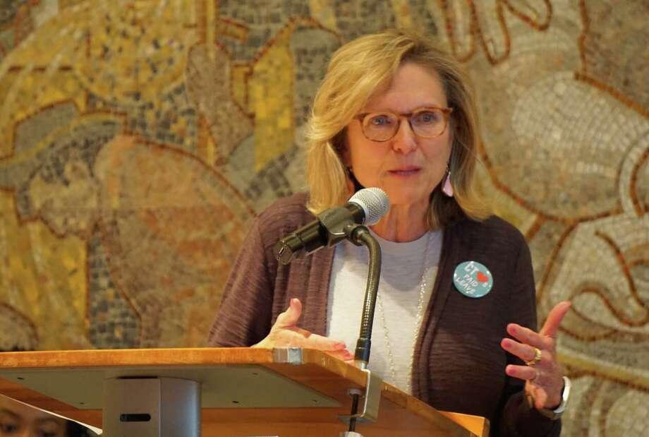 State Sen. Julie Kushner, D-Danbury, co-chairman of the legislative Labor and Public Employees Committee. Photo: Emilie Munson / Hearst Connecticut Media / Connecticut Post