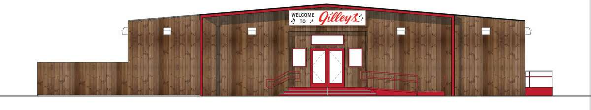 Phase one of the project consists of refurbishing an existing building at the site into a re-imagined, family-friendly version of Gilley's that will span 15,000 square feet and boast a full restaurant and bar, microbrewery and nightclub.