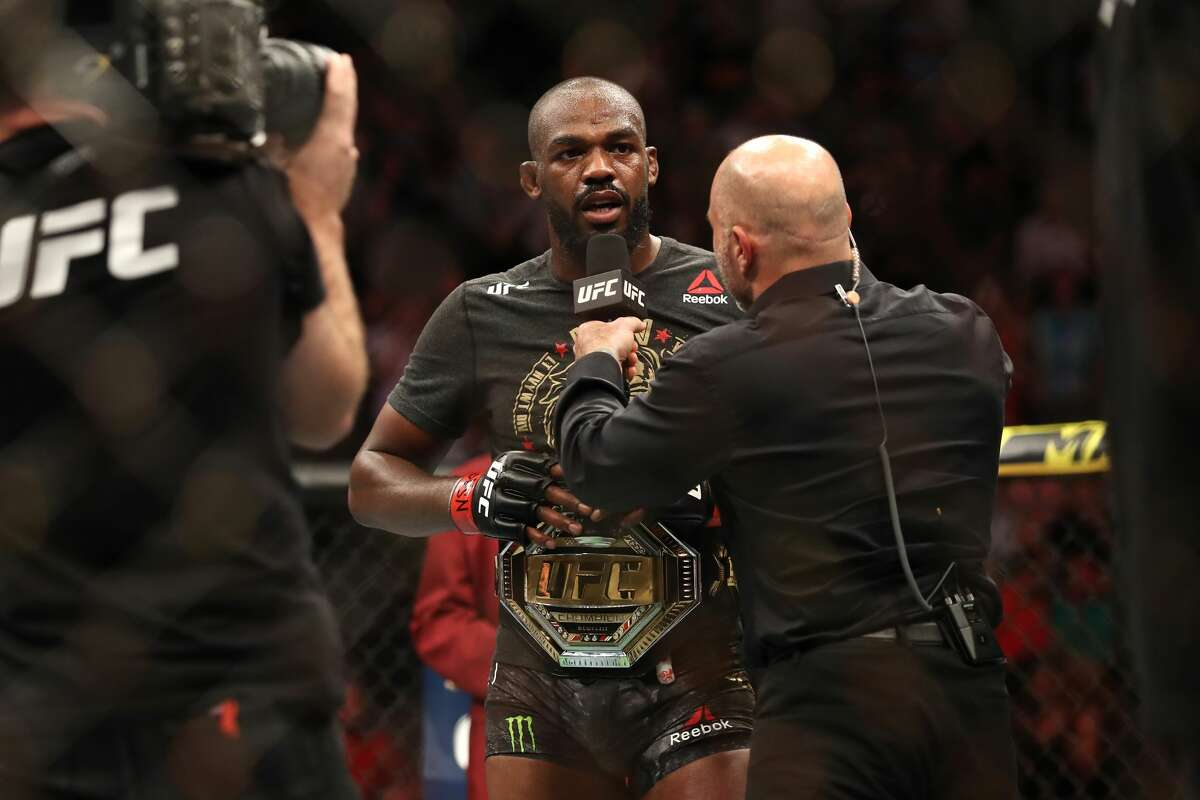 PHOTOS: The all-time best UFC fights in Houston Jon