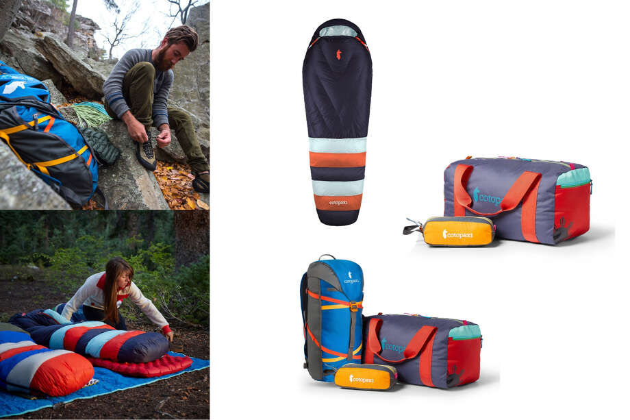 Cotopaxi is giving out duffel bags, dopp kits, backpacks and sleeping bags with qualifying purchases over $100 for Black Friday. Photo: Cotopaxi/SFGATE