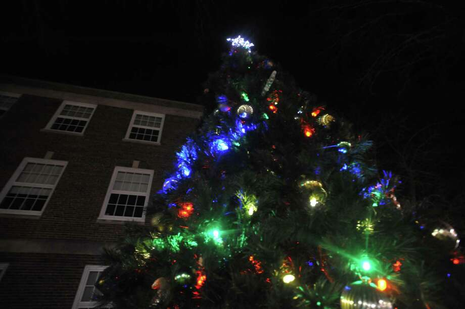 "The annual ""Light Up Main"" festivities mark the beginning of the holiday season Friday evening in Torrington. Photo: Ben Lambert / Hearst Connecticut Media /"