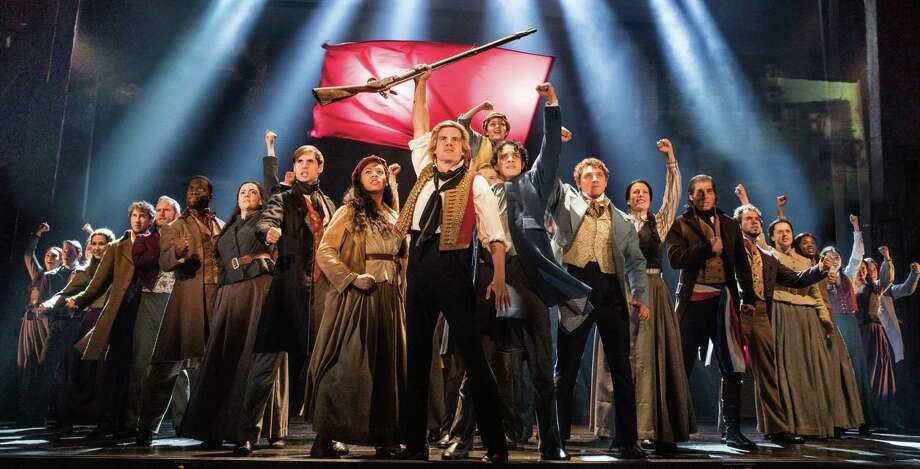 """""""Les Miserables"""" comes to the stage of Waterbury's Palace Theater, Dec. 3-8. Photo: Matthew Murphy / Contributed Photo"""