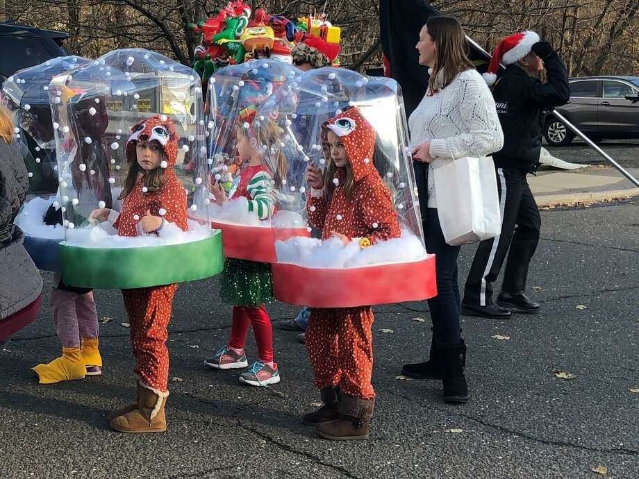 A scene from a past Seymour Christmas Parade Photo: John Stelma / Contributed Photo