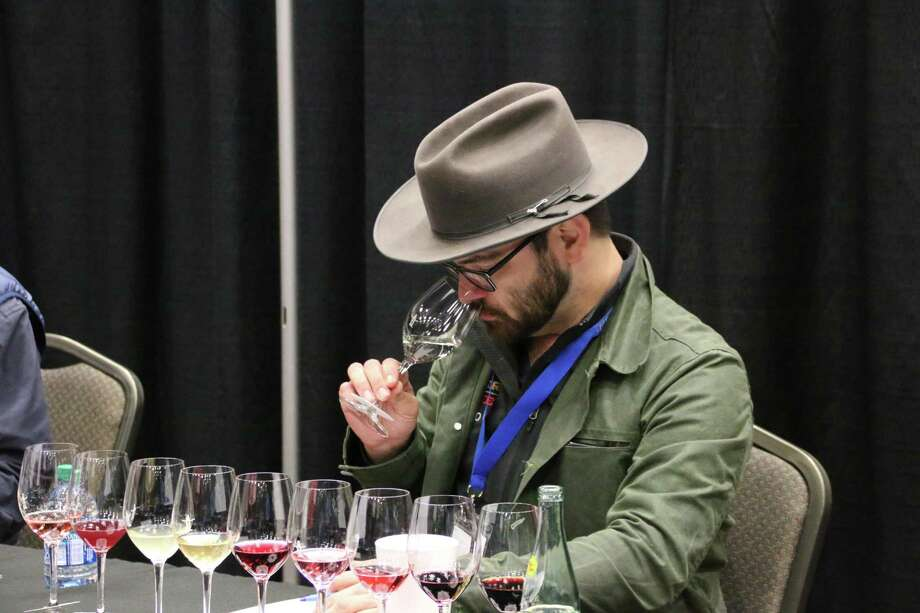 Wine aficionados judged a record 3,528 entries from 19 countries in the 2019 edition of the Rodeo Uncorked! International Wine Competition. In the end, Piper-Heidsieck Brut prevailed, becoming the first Champagne to be named Grand Champion Best of Show in the history of the competition. Photo: Houston Livestock Show And Rodeo / Contribute