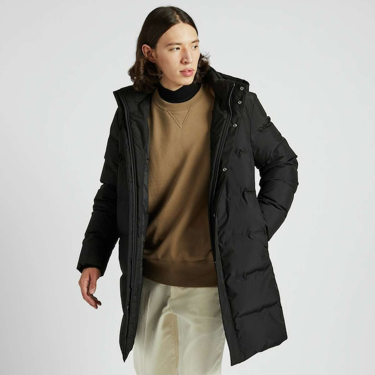 $50 off men's Seamless Down Coats and women's Seamless Down Coats from Uniqlo Buy at Uniqlo