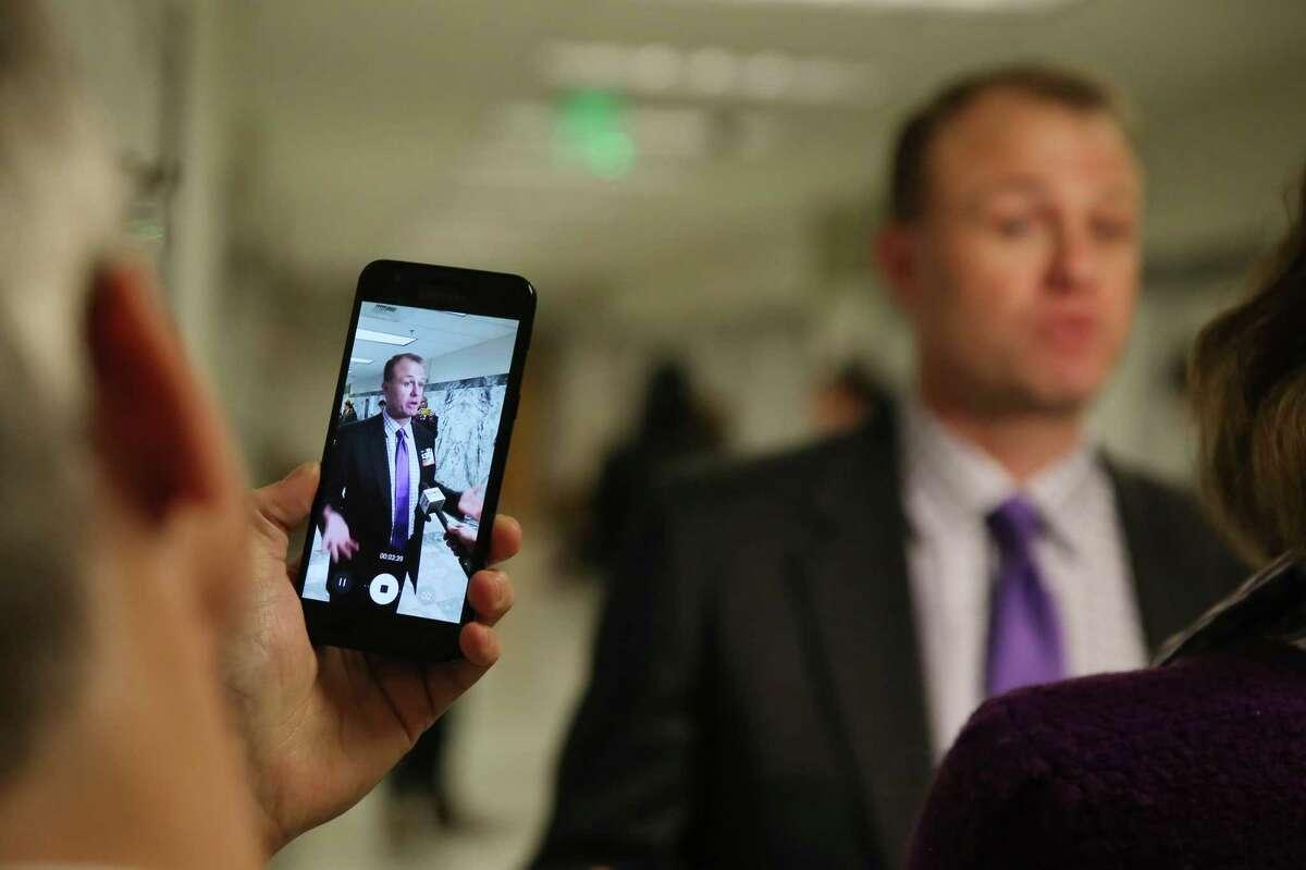 Tim Eyman: He's suing to stop Gov. Inslee's wear=masks mandate.