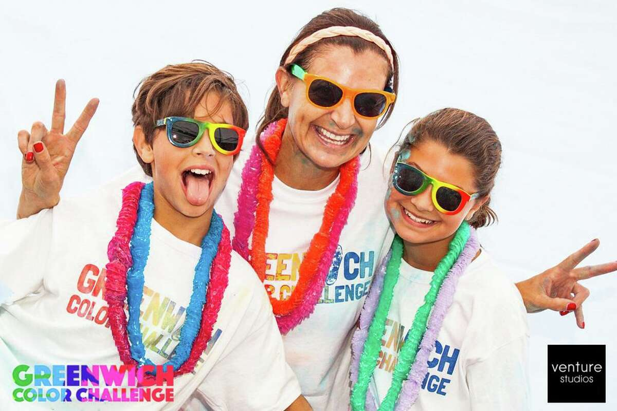 The Greenwich Color Challenge fun run and obstacle course returns for the third year at the International School of Dundee fields, the Parent Teacher Association announced Thursday. The popular family event will be held Oct. 5., rain or shine, and is open to the public. All proceeds benefit PTA-sponsored curriculum enhancements.