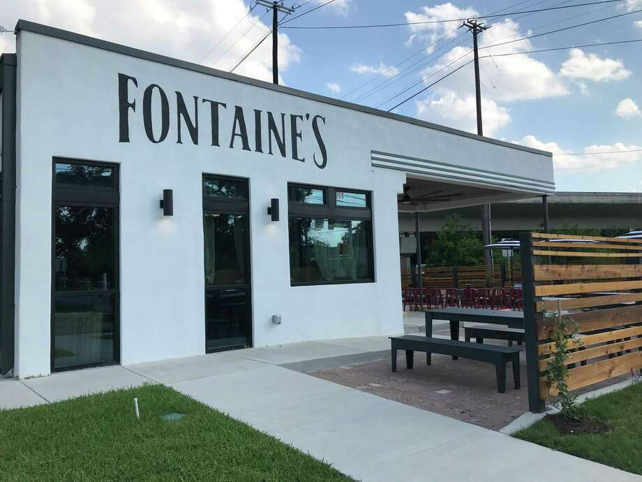 Fontaine's Southern Diner & Bar is located at 906 E. Elmira St. Photo: Paul Stephen / Staff
