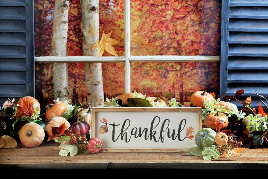Season of thankfulness. Photo: Dreamstime / Marilyn Gould/Dreamstime.com