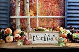 Season of thankfulness.