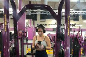 Samantha at Planet Fitness