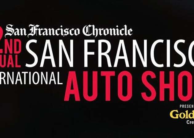 S.F. Chronicle 62nd Annual International Auto Show