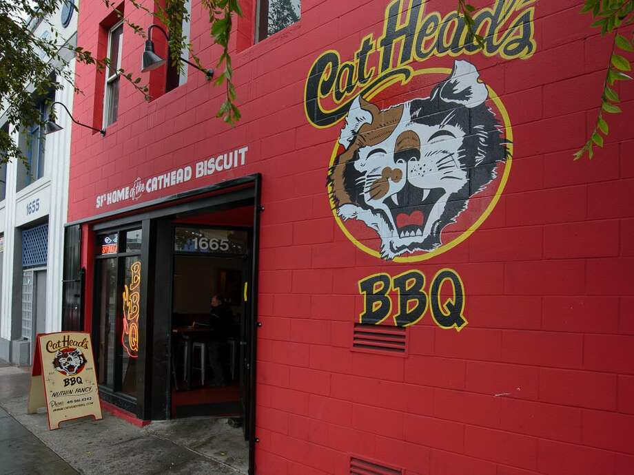 CatHead's BBQ has permanently closed after struggling financially during the coronavirus pandemic. The barbecue business was located at 1665 Folsom St. Photo: Photo By Tom K. On Yelp