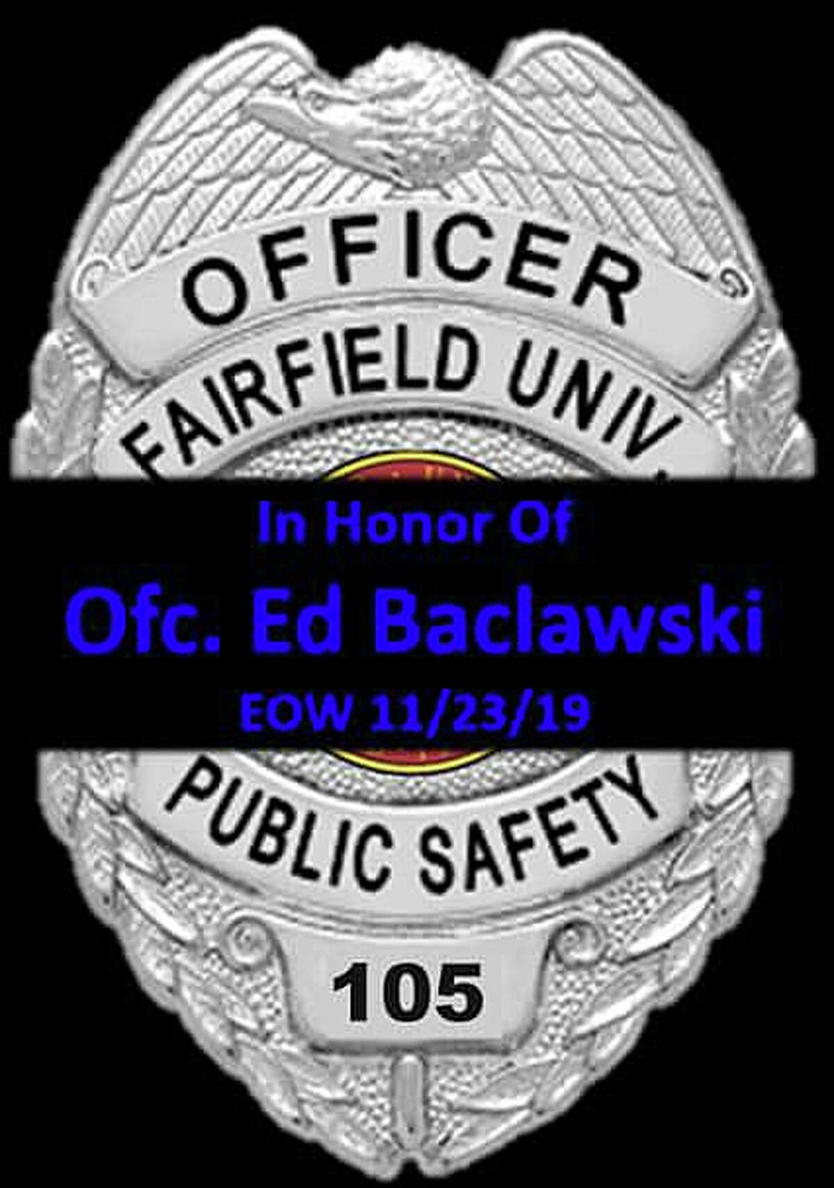 Ed Baclawski died Saturday at the age of 34.