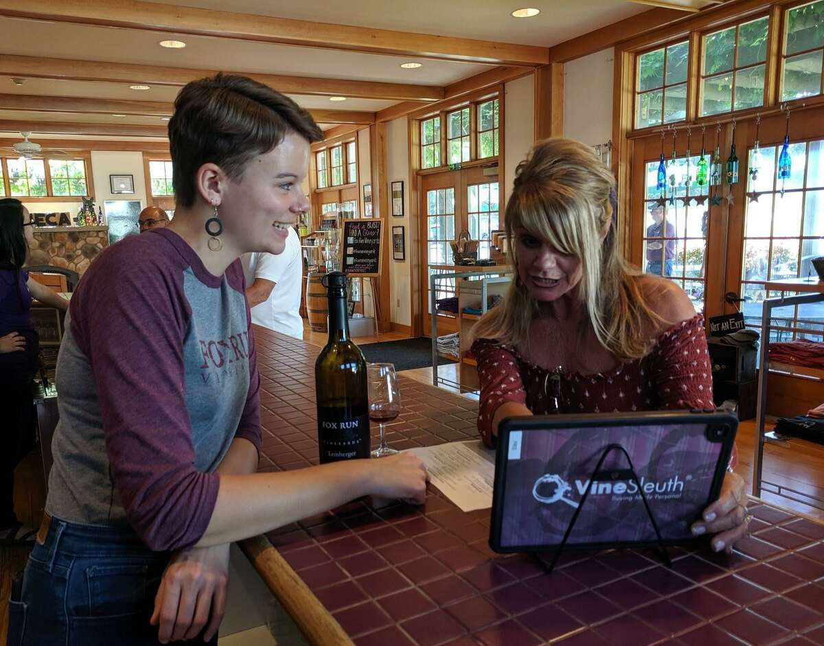 VineSleuth is used atFox Run Vineyards in the Finger Lakes region of New York.