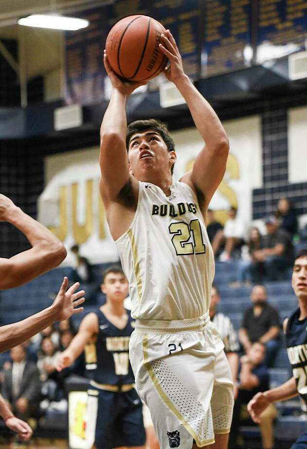 Vaughn Glen Jackson is expected to be a solid contributor next season for Alexander. Photo: Danny Zaragoza /Laredo Morning Times File