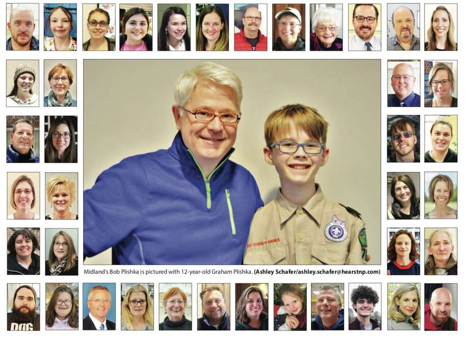 We talked to more than 100 community members to get a glimpse of some of the things our Midland community is thankful for this holiday season. Photo: Midland Daily News