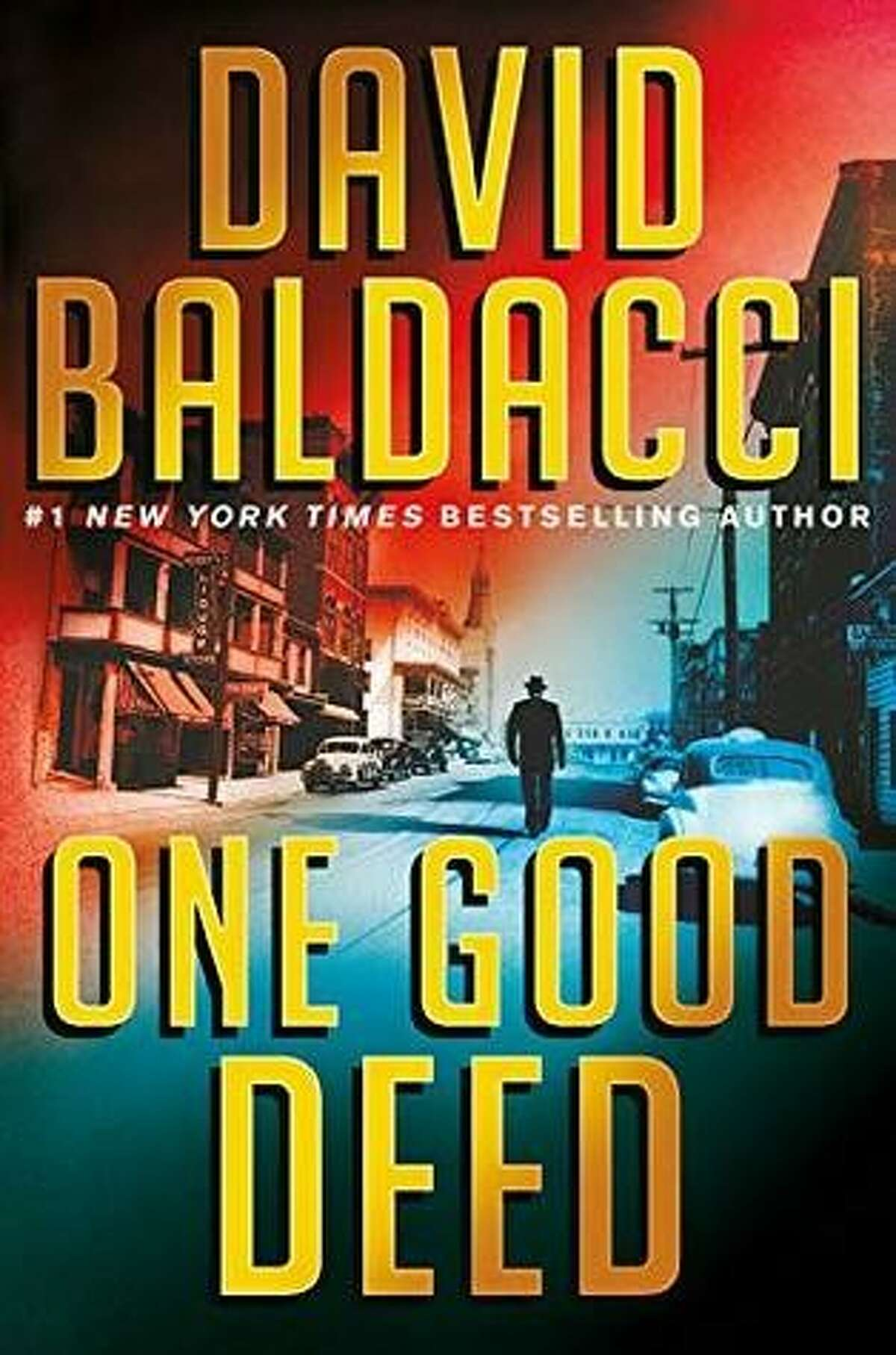 """#3 : """"One Good Deed"""" Total checkouts: 215 Made the Top 3 at 3 Capital Region libraries. """"One Good Deed"""" by David Baldacci (via Open Library)"""