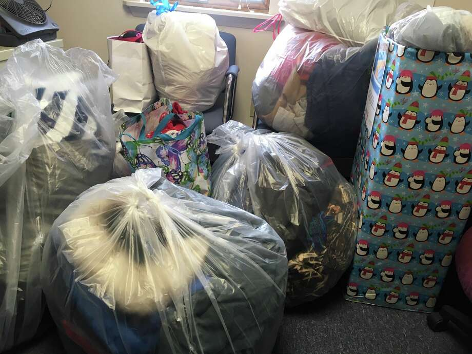 Frankfort Rotary is seeking donations of warm winter clothing and socks during its Winter Warmth clothing drive. (Courtesy Photo) Photo: (Courtesy Photo)