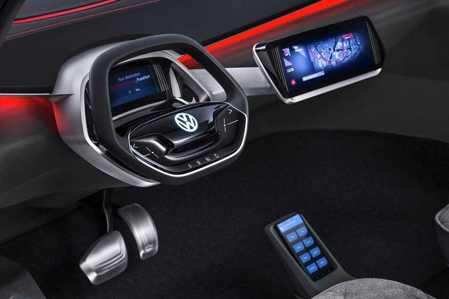 ID Crozz compact crossover interior / Verwendung für Pressezwecke honorarfrei