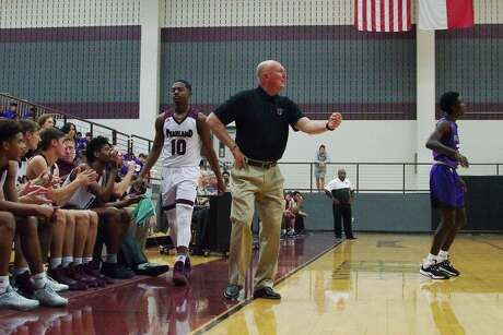 Pearland basketball coach Steve Buckelew will now get his team focused for the playoffs following the Oilers' 51-49 loss to George Ranch Tuesday night.