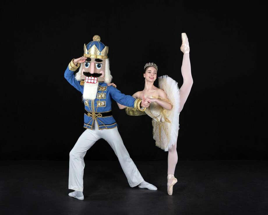 "The Houston Repertoire Ballet's 21st annual performance of ""The Nutcracker"" will occur Dec. 6, 7 and 8 in Tomball. Photo: Courtesy Of Scott Nilsson Photographer / Submitted / SCOTT NILSSON     PHOTOGRAPHER"