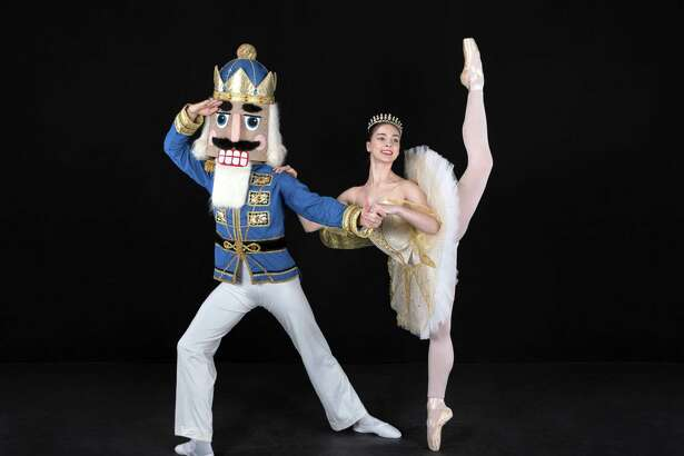 """The Houston Repertoire Ballet's 21st annual performance of """"The Nutcracker"""" will occur Dec. 6, 7 and 8 in Tomball."""