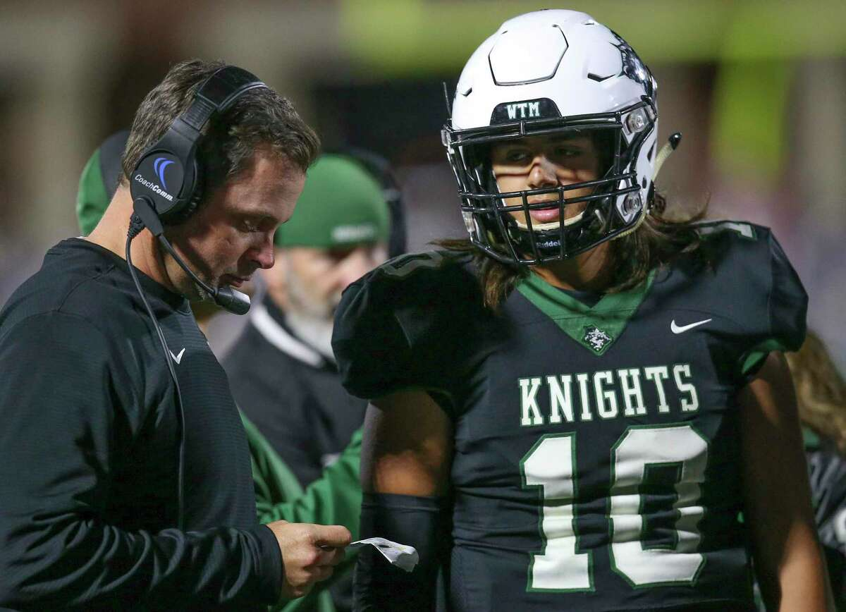 Clear Falls head coach Zach Head will have four nondistrict games to prepare for Dickinson in a District 24-6A opener.