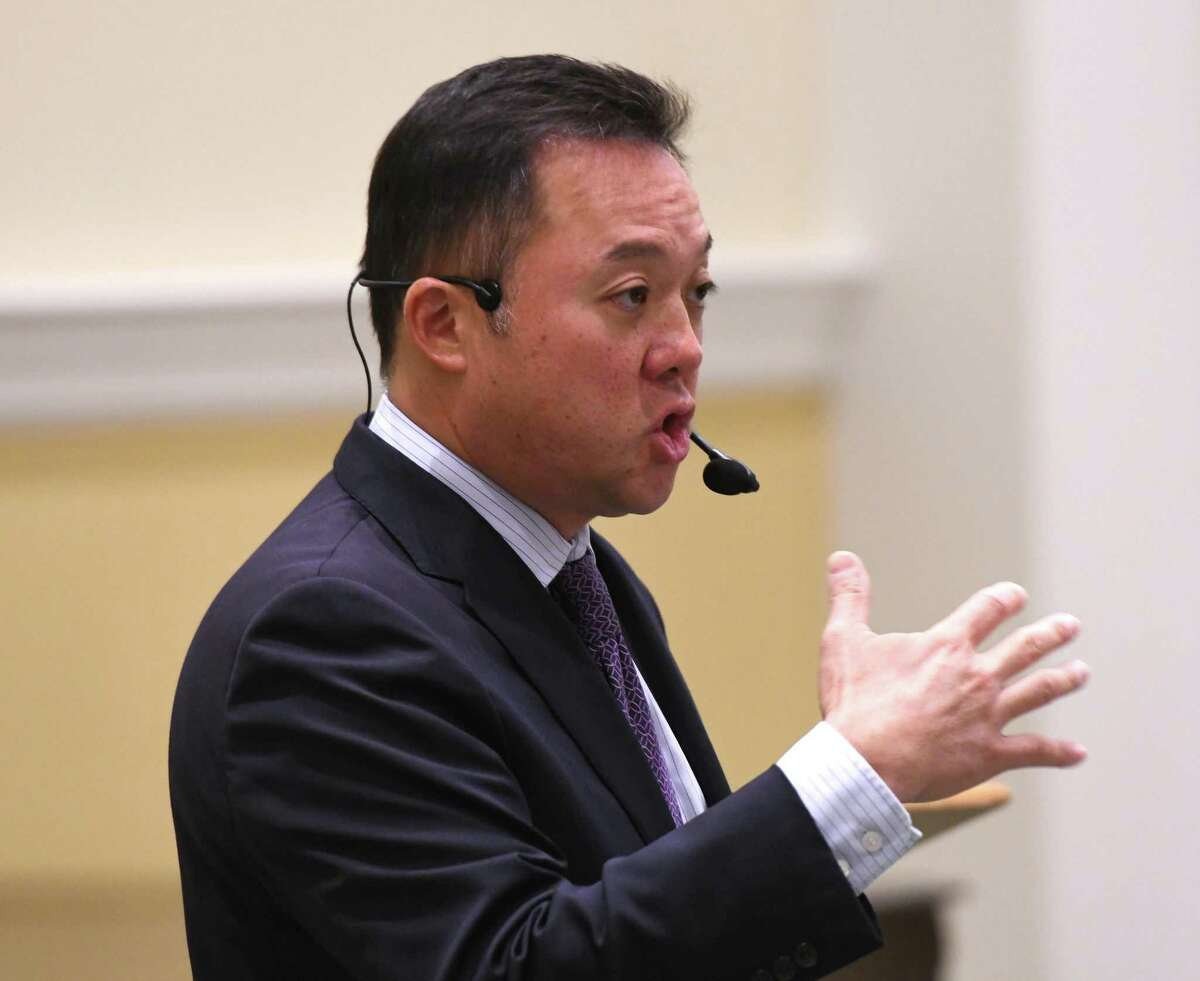 Connecticut Attorney General William Tong