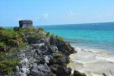 Las ruinas de Tulum, en la Riviera Maya, en Quintana Roo, México. (Dreamstime/TNS)