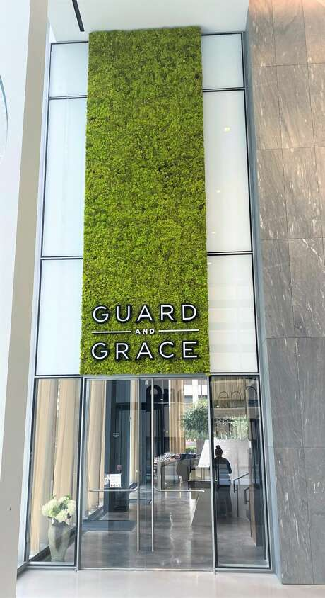 Guard and Grace Houston, exterior