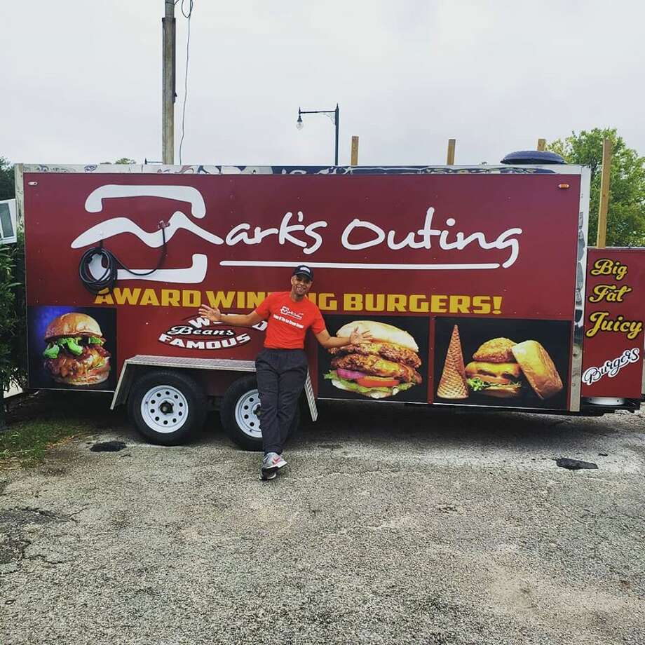Mark's Outing restaurant is looking to bring its burgers to a corner near you with its new food truck. Photo: Mark's Outing