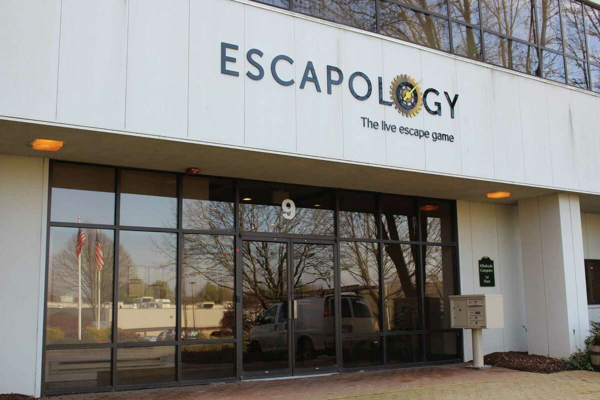 Escapology is opening at 9 Trefoil Drive in Trumbull on Dec. 1.