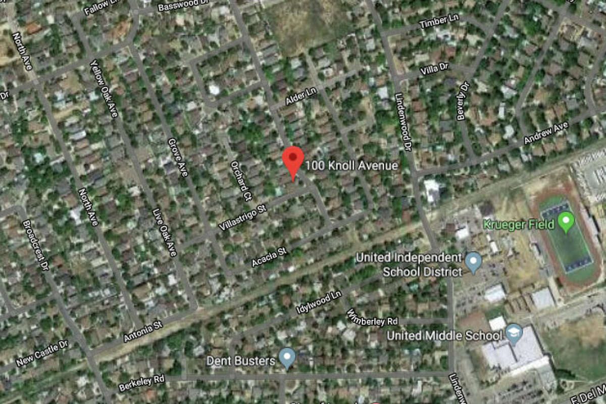 LPD officers responded to a domestic disturbance at 5:42 a.m. in the 100 block of Knoll Avenue.
