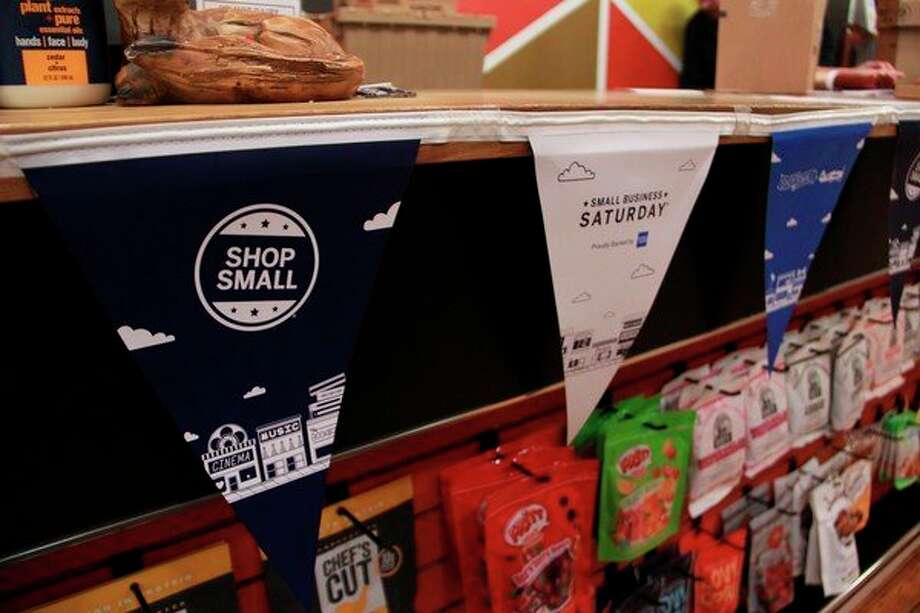 According to Red Fox Market co-ownerClinton Zimmerman, Shop Small Saturday encourages residents to visit locally-owned establishments, as opposed to chain stores. (Pioneer photo/Alicia Jaimes)