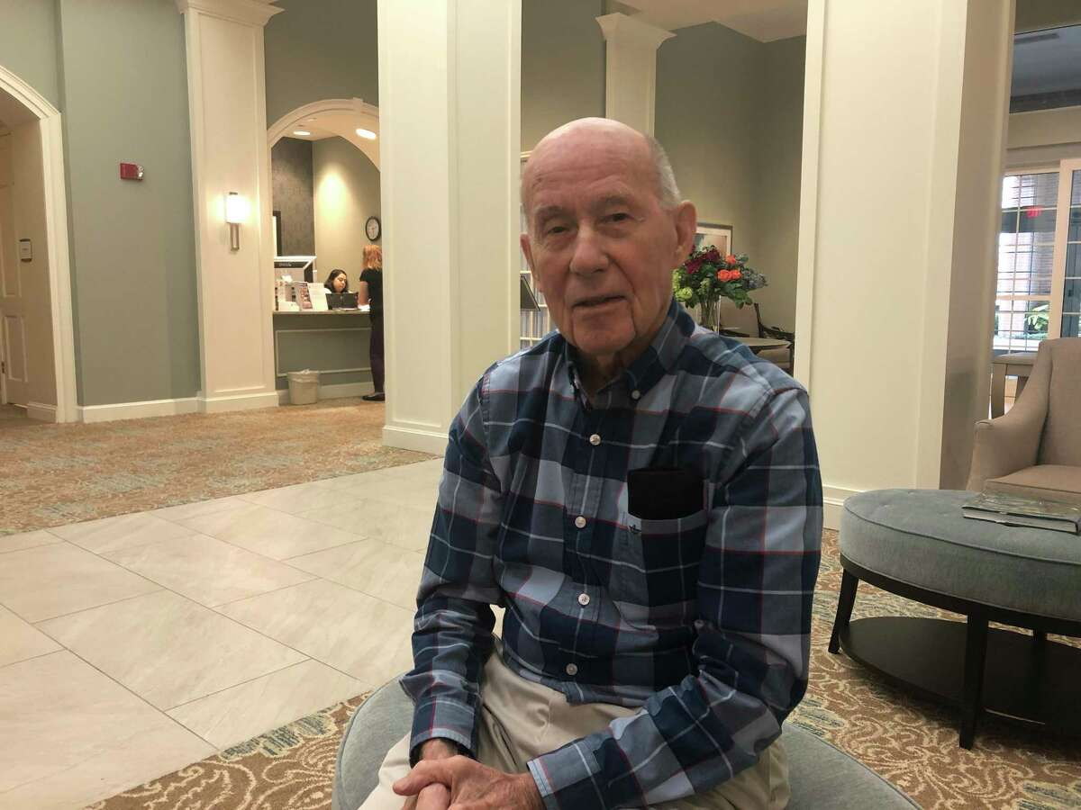 Ruger Winchester, Air Force Veteran and Buckner Parkway Place resident, is still active at 89. He plans to run the We Are Houston 5K in January.